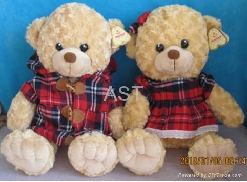Plush Toy,recordable teddy bear 1