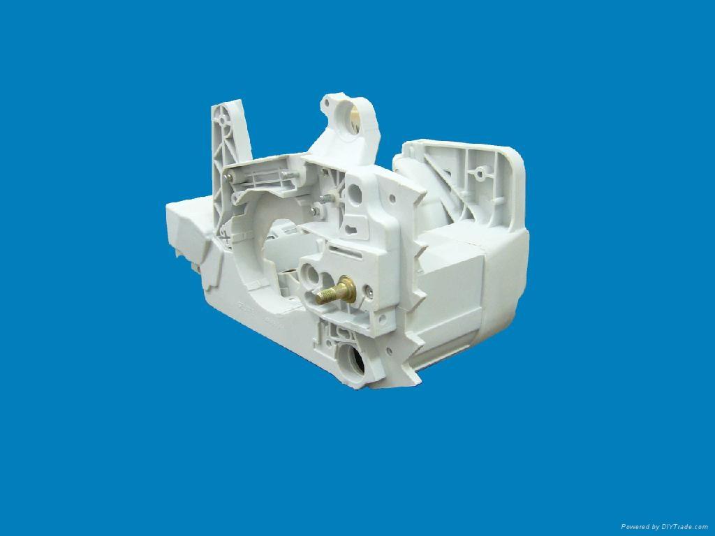 MS290油鋸發動機底座,油鋸曲軸箱 1