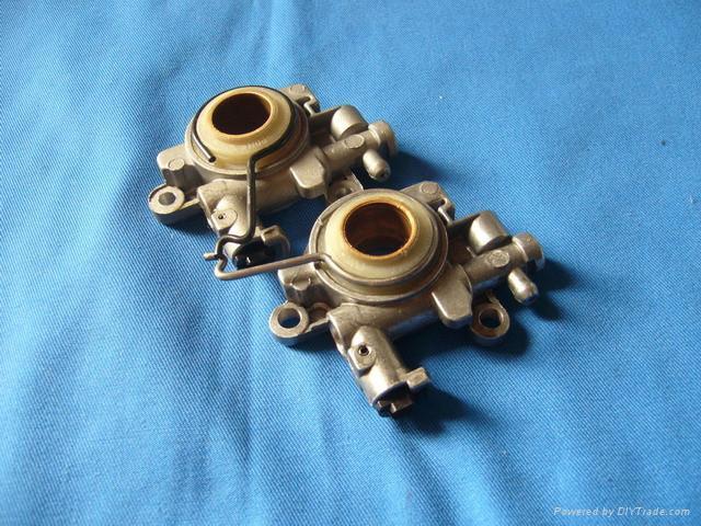 油鋸機油泵 1