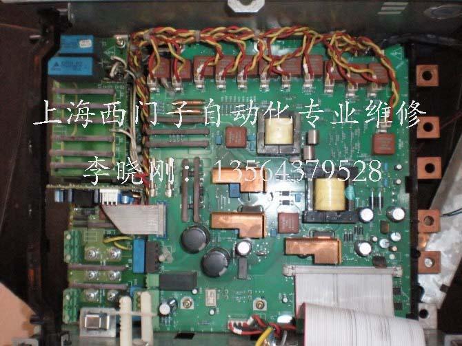 上海西门子变频器维修 3