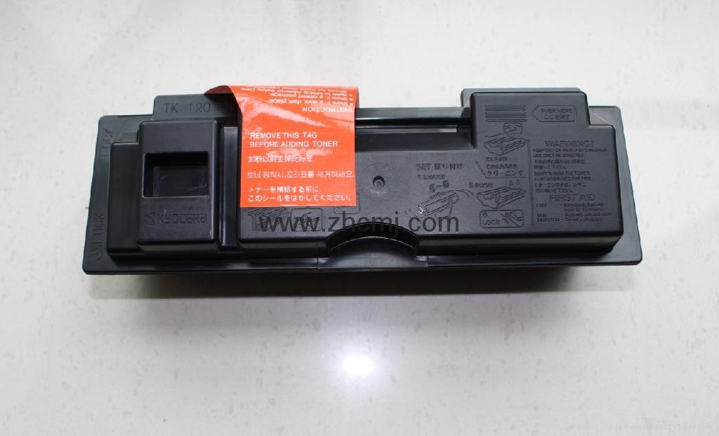 Kyocera TK-120 T粉盒 京瓷 FS 1030d  1030dt  1030dn 1030dtn 粉盒 1