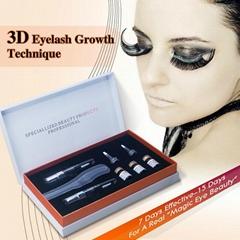 Eyelash Eyebrow Growth SerumProlash+3D Eyelash Growth Technique