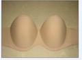 wholesale sports bra - breathable one piece silicon invisible bra 2