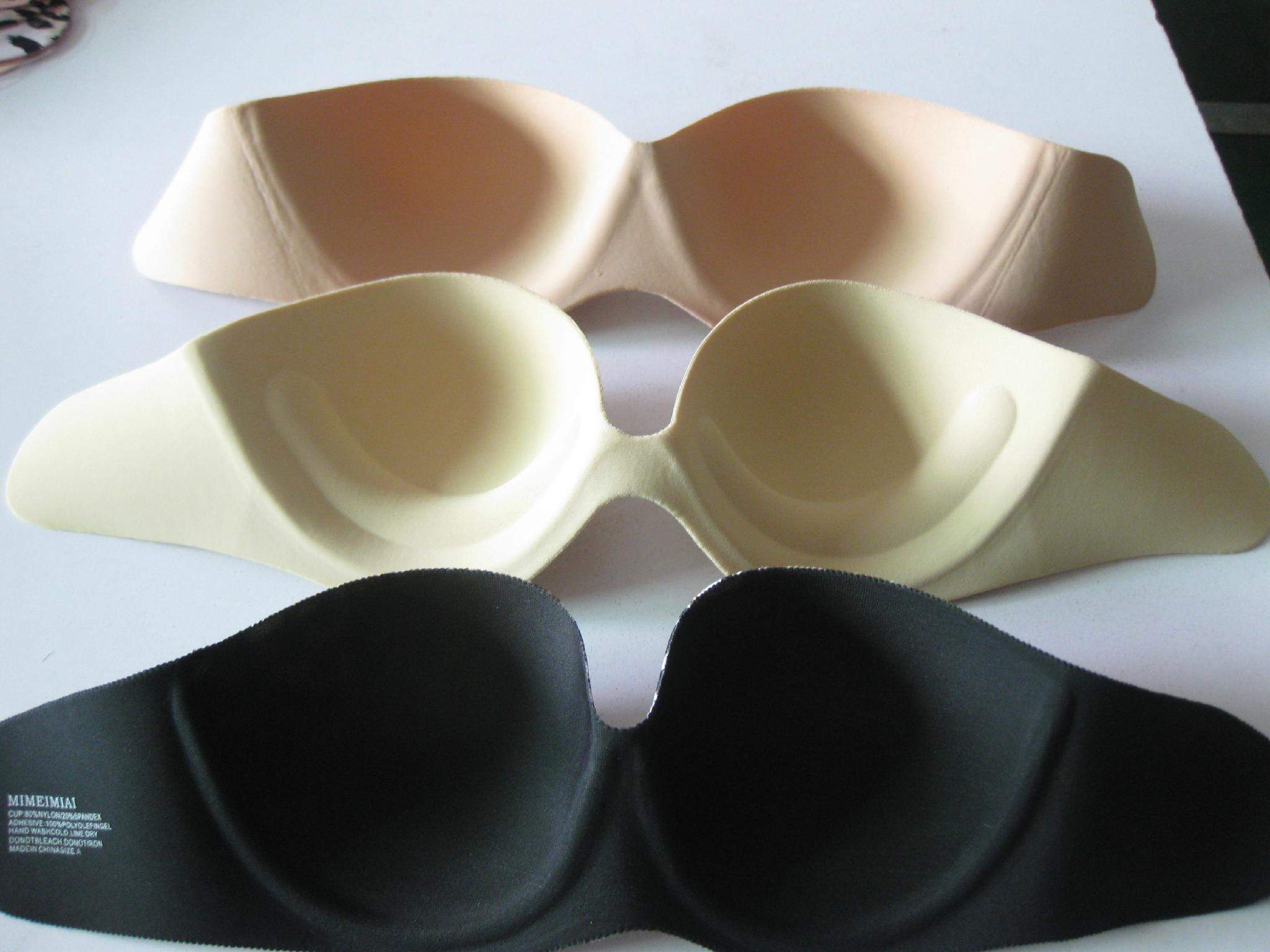 wholesale sports bra - breathable one piece silicon invisible bra 8