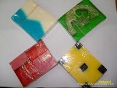 hand-work essential oils soap