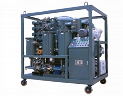 變壓器高效雙級真空濾油機