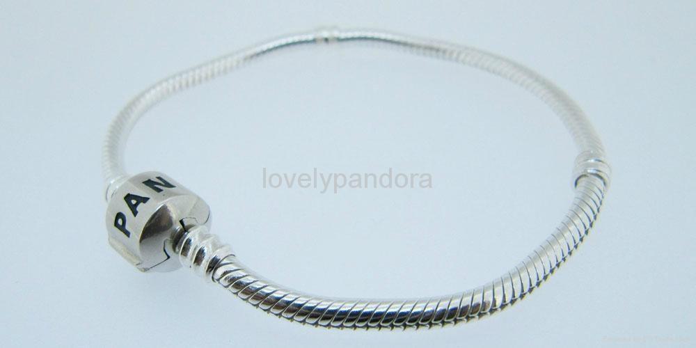 Pandora Silver Bracelet 1