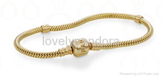 Pandora Silver Bracelet 2