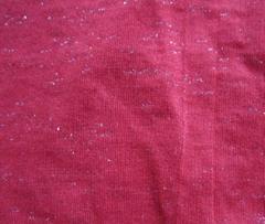 供应人棉银丝混纺汗布