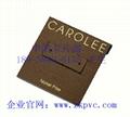 PVC首飾卡片