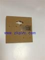 定制生产饰品包装卡片