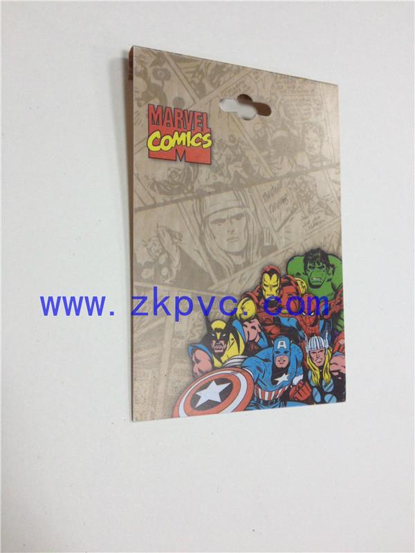 定制生产饰品包装卡片 2