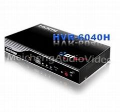 观享录HVR-6048H高画质影音录放影机