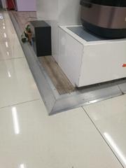 萬弘木地板壓邊條鋁合金高低門檻壓邊
