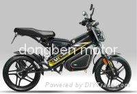 1000W Electric Motorcycle  1