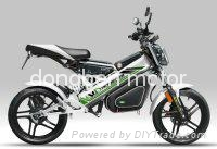 1000W Electric Motorcycle  4