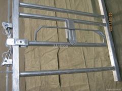 Headlock panel