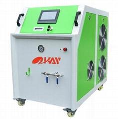 沃克能源氫氧焰空調銅管焊接機