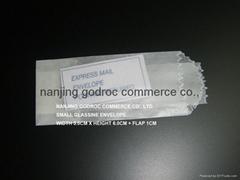 1# small glassine envelope