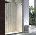 glass bath screen