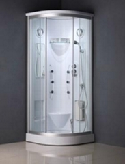 simple shower cabin