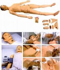 護理模擬人醫學護理模型