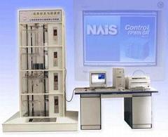 透明单联双联电梯教学模型