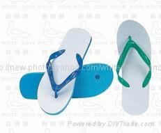 WHITE DOVE+CHAMPION DOVE+LUCKY+SUN DOVE  BRAND PLASTIC SANDALS
