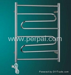 Heated towel rail and bath rack  bathroom accessories