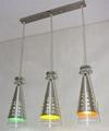 pendant lamp emergency light fluorescent light grille light track light 5