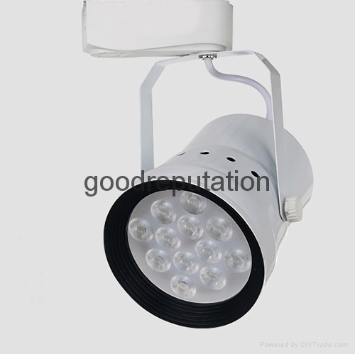 zhongshan supply LED track spot light for clothes shop in house indoor light 2
