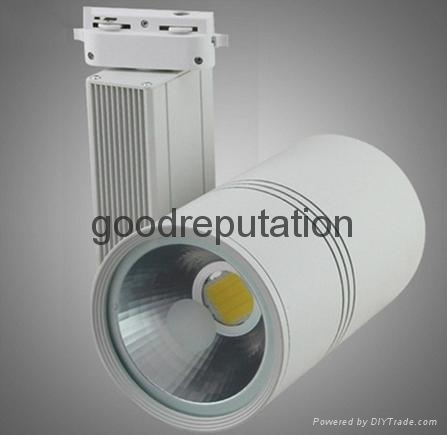 zhongshan supply LED track spot light for clothes shop in house indoor light 1