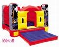 充气玩具  充气跳床 充气攀岩 充气水池 充气滑梯 2