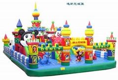 充气玩具  充气水池 充气滑梯 充气城堡