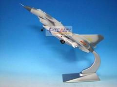 飛機模型 殲十戰鬥機