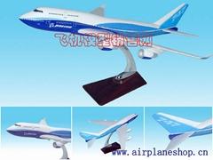 飛機模型波音747-400新原形機