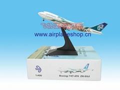 飛機模型 新西蘭航空