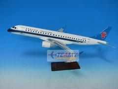 飛機模型 南航EMB190