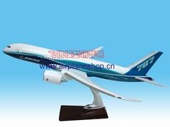 飛機模型 波音787-8