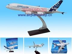 飛機模型 空客A380