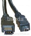 IEEE1394线 4