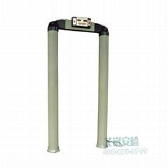 艾崴圓柱型金屬探測門