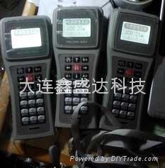 土石方车辆工程计数手持机