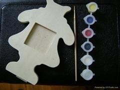 wooden DIY craft
