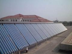 承壓式太陽能熱水系統