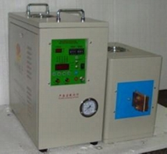 Ultrahigh Frequency Induction Heating Machine