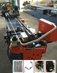 Global warranty China top suppliers CNC automatic Tube Bending Machine