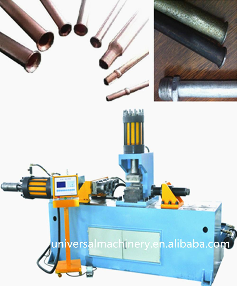 China Factory price Pipe End Forming Machine for Reducing Expanding Flanging 1