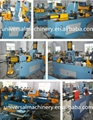 China Factory price Pipe Reducing Machine for pipe reducing expanding flanging 4