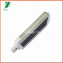 13W CE,ROHS,SAA approval G24/G23 plug-in light